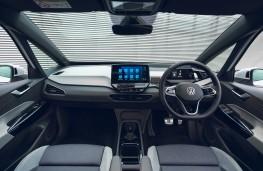 Volkswagen ID Crozz ll, interior