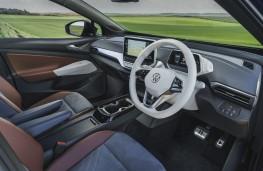 Volkswagen ID.3, 2019, interior