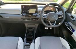 Volkswagen ID.3 First Edition, 2020, interior