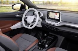 Volkswagen ID.4, 2021, interior