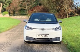 Volkswagen ID.3 First Edition, 2020, nose