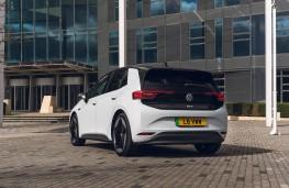 Volkswagen ID.3, 2019, rear