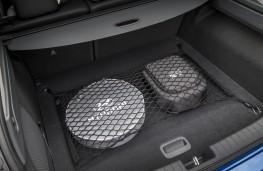 Hyundai Ioniq electric, boot