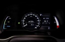 Hyundai Ioniq electric, instrument panel
