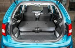 Suzuki Ignis, 2017, boot