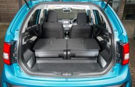 Suzuki Ignis, 2017, boot, maximum