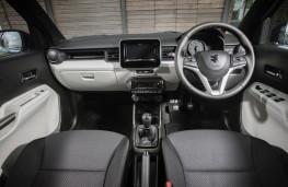 Suzuki Ignis, 2016, dashboard