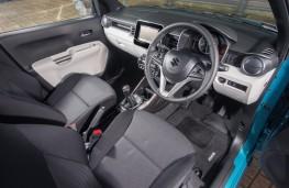 Suzuki Ignis, 2016, interior