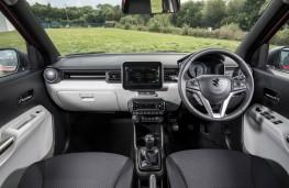 Suzuki Ignis, 2017, interior