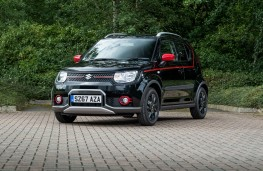 Suzuki Ignis Adventure Limited Edition, 2018, front
