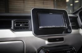 Suzuki Ignis, 2017, display screen