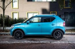 Suzuki Ignis, 2017, side