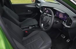 Vauxhall Mokka-e, 2021, interior