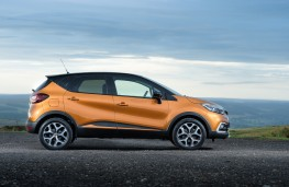 Renault Captur, side