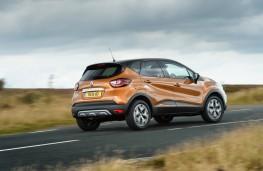 Renault Captur, side, action