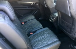 Peugeot 5008, 2017, middle seats