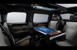 Peugeot Traveller i-Lab concept, cabin