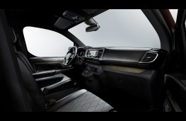 Peugeot Traveller i-Lab concept, interior
