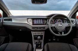 olkswagen Polo, interior