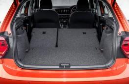 Volkswagen Polo, boot