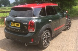 Countryman JCW rear