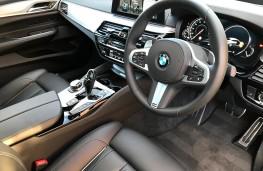 BMW 6-Series, interior