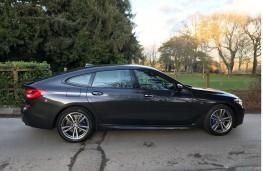 BMW 6-Series, side