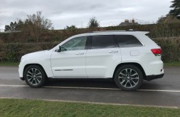 Jeep Grand Cherokee, side