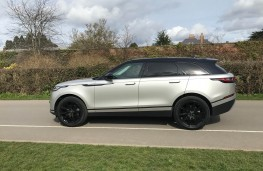 Range Rover Velar, side