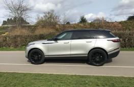 Range Rover Velar, profile