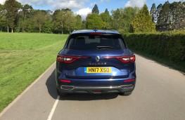 Renault Koleos, rear