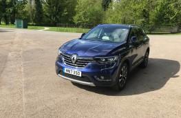Renault Koleos, front