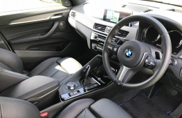 BMW X2 xDrive, interior