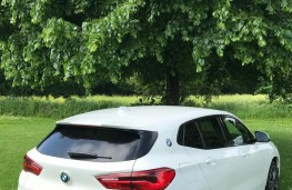 BMW X2 xDrive, rear