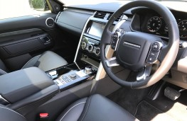 Land Rover Discovery, interior