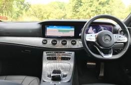 Mercedes CLS, interior
