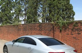 Mercedes CLS, rear