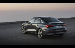 Audi A3 Saloon, rear