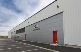 Infiniti factory, Sunderland