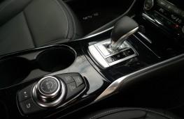Infiniti Q30, gear lever