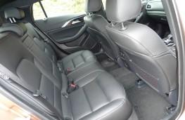 Infiniti Q30, rear seats