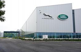 JLR enigne factory, Wolverhampton