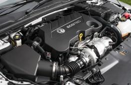 Vauxhall Insignia Country Tourer, 2017, ECOTEC engine