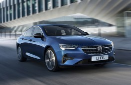 Vauxhall Insignia, 2020, front
