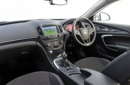 Vauxhall Insignia Sports Tourer, interior