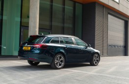 Vauxhall Insignia Sports Tourer, rear