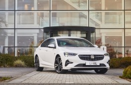 Vauxhall Insignia, 2021, front, static