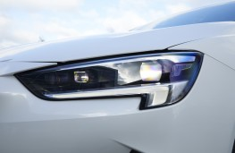 Vauxhall Insignia, 2021, headlights