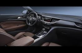 Vauxhall Insignia Grand Sport, 2017, interior