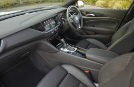 Vauxhall Insignia, 2021, interior